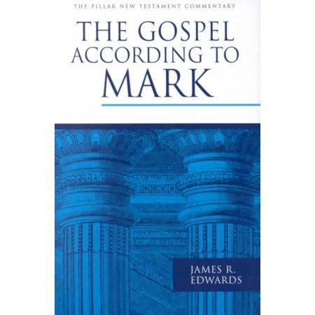 The Gospel According to Mark (PNTC) (Pillar New Testament Commentary Series) (Hardcover) (Goebel Mark)