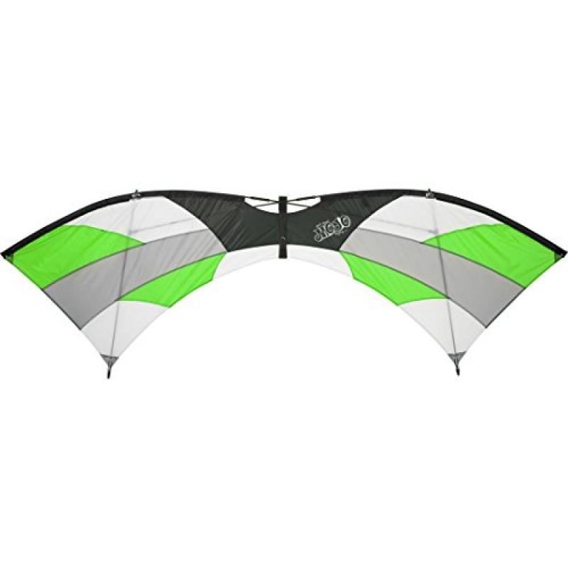 HQ Kites and Designs Mojo Jungle Quad Line Sport Kite by
