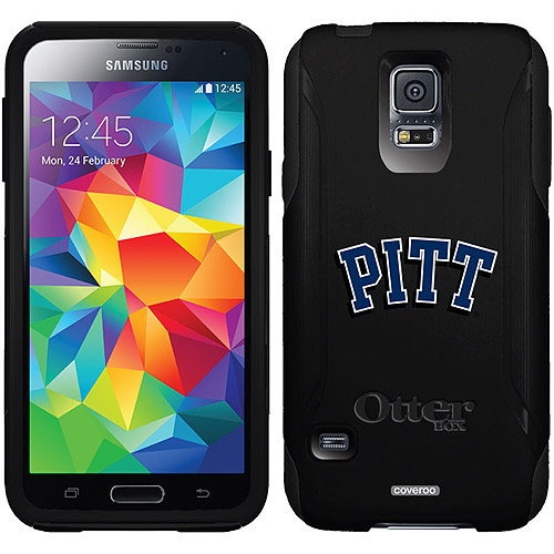 University of Pittsburgh Pitt Design on OtterBox Commuter Series Case for Samsung Galaxy S5