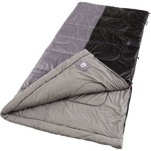 Coleman Biscayne Big and Tall 40- to 60-Degree Adult Sleeping Bag
