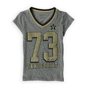 Justice Girls Vanderbilt University Graphic T-Shirt