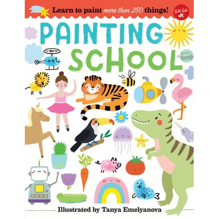 Painting School : Learn to paint more than 250 things! - Halloween Things To Paint