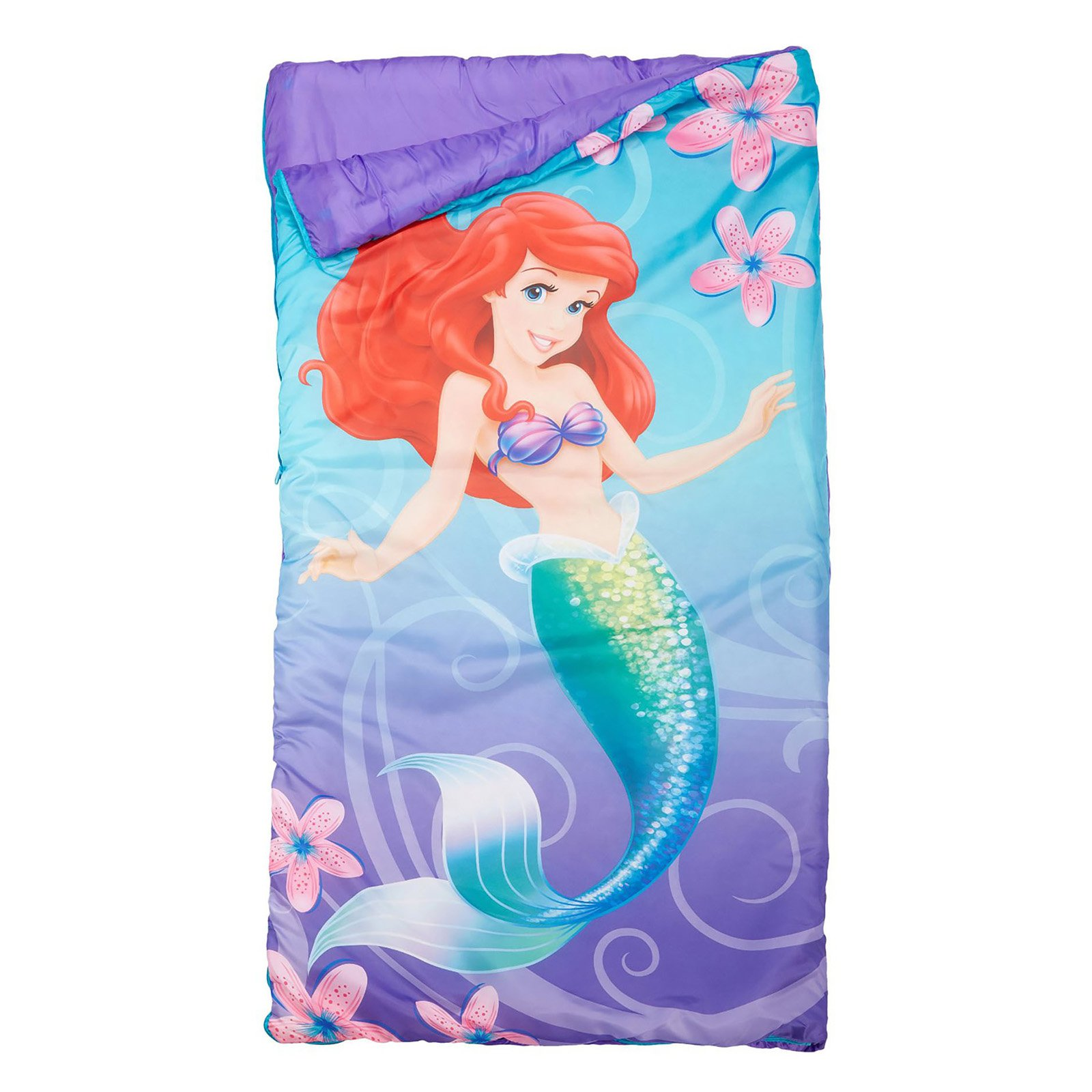 Disney The Little Mermaid Ariel Slumber Bag