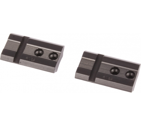 Redfield 464 Mossberg Aluminum Rifle Scope Mounting Base - Pair