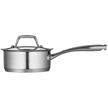 Tramontina Gourmet Prima 1.5-Quart Covered Sauce Pan with Tri-Ply Base