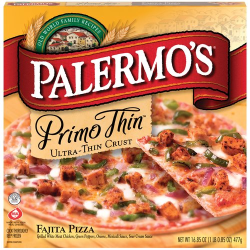 Palermos Primo Thin Chicken Fajita