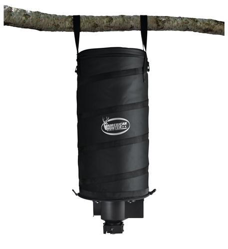 American Hunter 11.2 gal Bag Portable Feeder with Digital Timer Kit