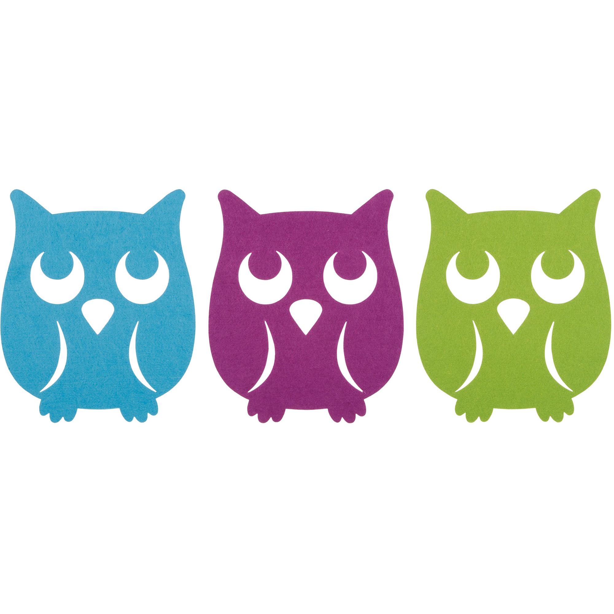 Darice Felt Owl