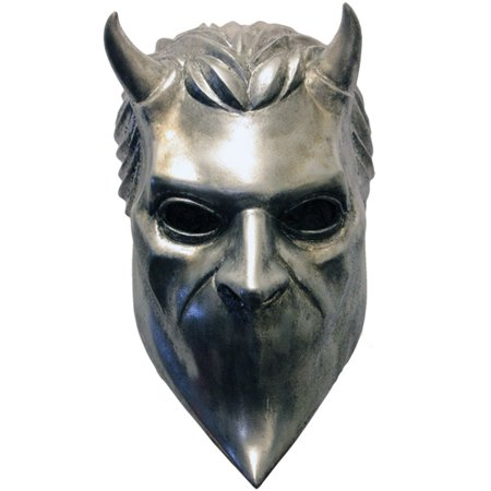 Ghost B.C. Men's Nameless Ghoul Mask Silver](Invisible Ghoul Mask)
