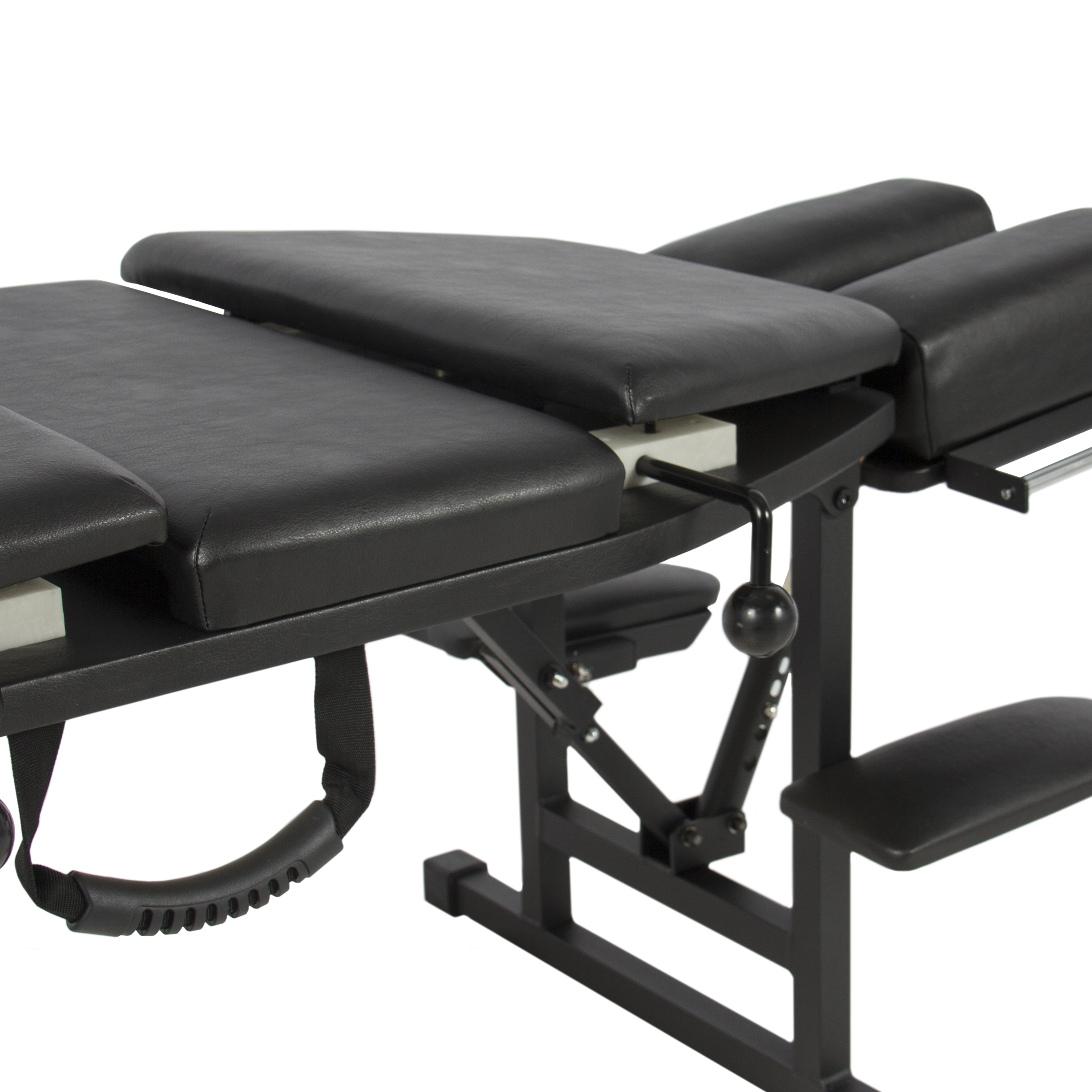 Best Choice Products Portable Folding Chiropractic Table Folding Chiro Drop Table Medical Massage Bed