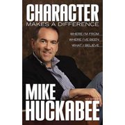 Character Makes a Difference - eBook
