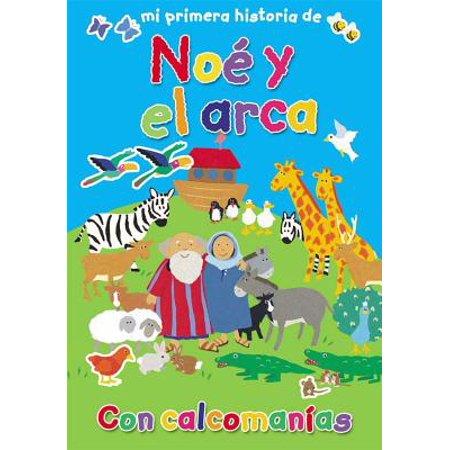 Mi Primera Historia de No y El Arca (My Very First Noah and the Ark)