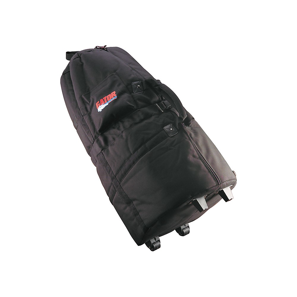 Gator GP Rolling Conga Bag Black by Gator