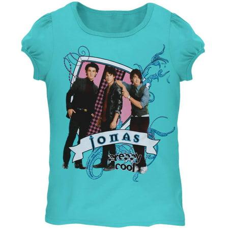 Jonas Brothers - Preppy Cool Girls T-Shirt