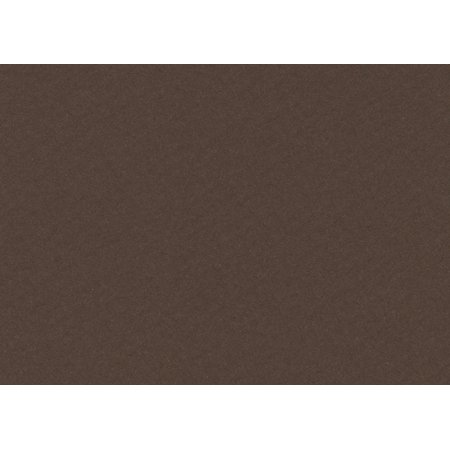 Brown Matboard - Dark Brown 8x10 Backing Board - Uncut Photo Mat Board