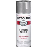 RUST-OLEUM 7715830 Metallic Spray Paint, Aluminum, Metallic, 11 oz.