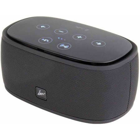 PC Treasures Lyrix Rush Wireless Bluetooth Speaker, Black