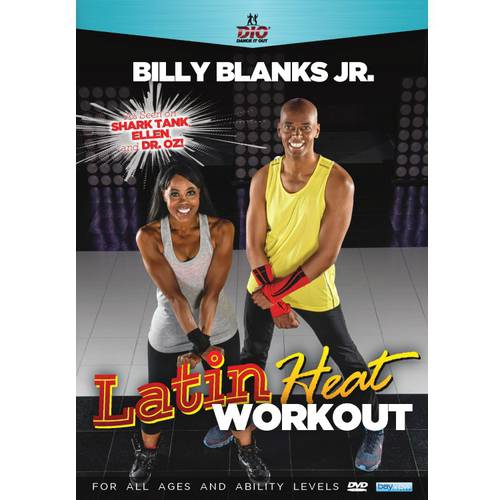 Billy Blanks Jr.: Latin Heat Workout by Bayview/widowmaker