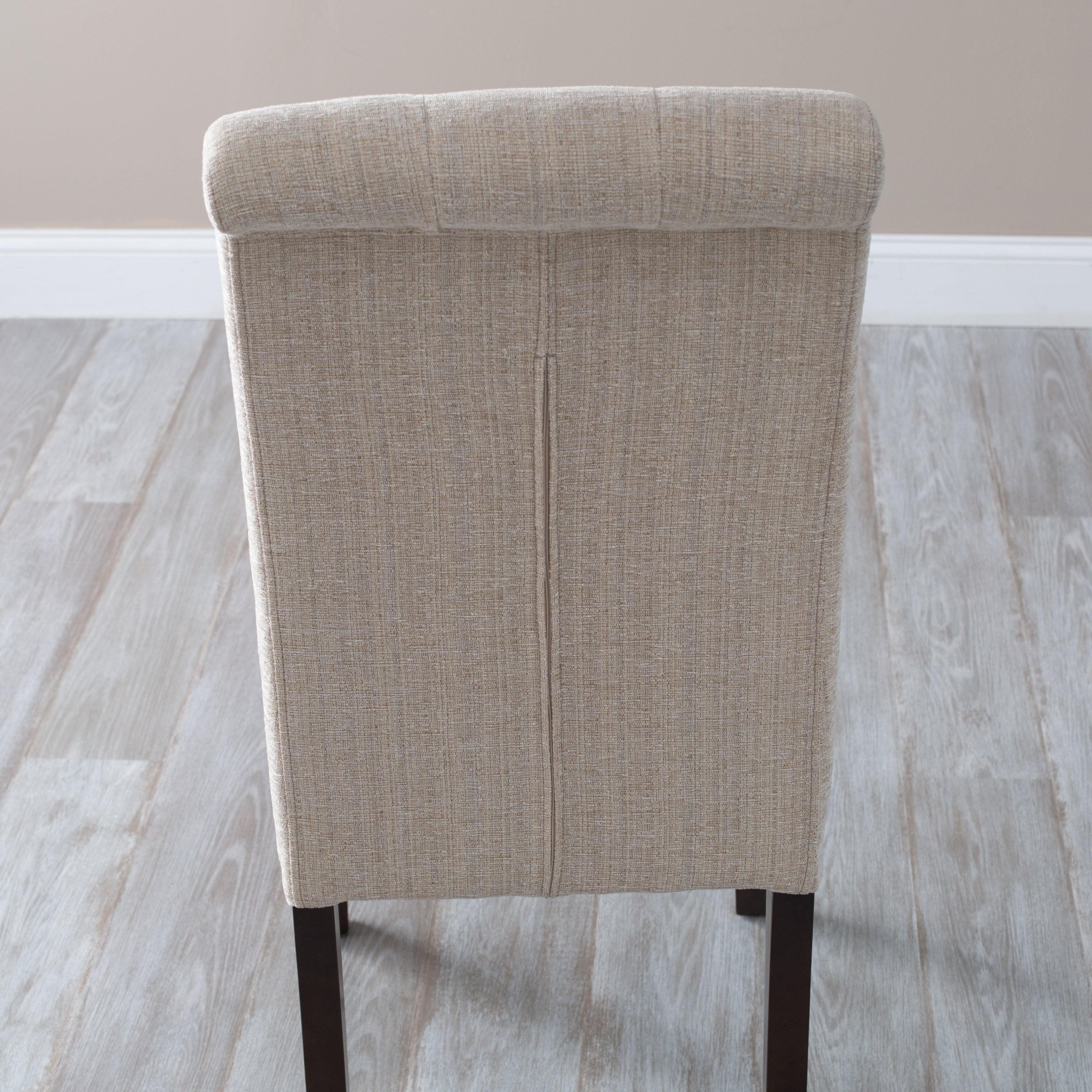 Tufted parsons chairs - Tufted Parsons Chairs 43