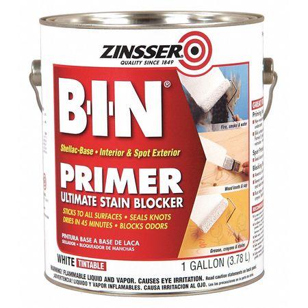 Zinsser 901 White Primer/Sealer Stain Killer, 1 gal.