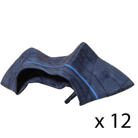 Twelve (12) New Aftermarket Replacement 15x6x6 Tire Inner Tubes For Carlisle, AYP, Husqvarna, Lesco Lawn Tractor Models