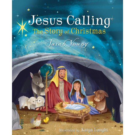 Jesus Calling: The Story of Christmas (Board Book) (Board Book) ()