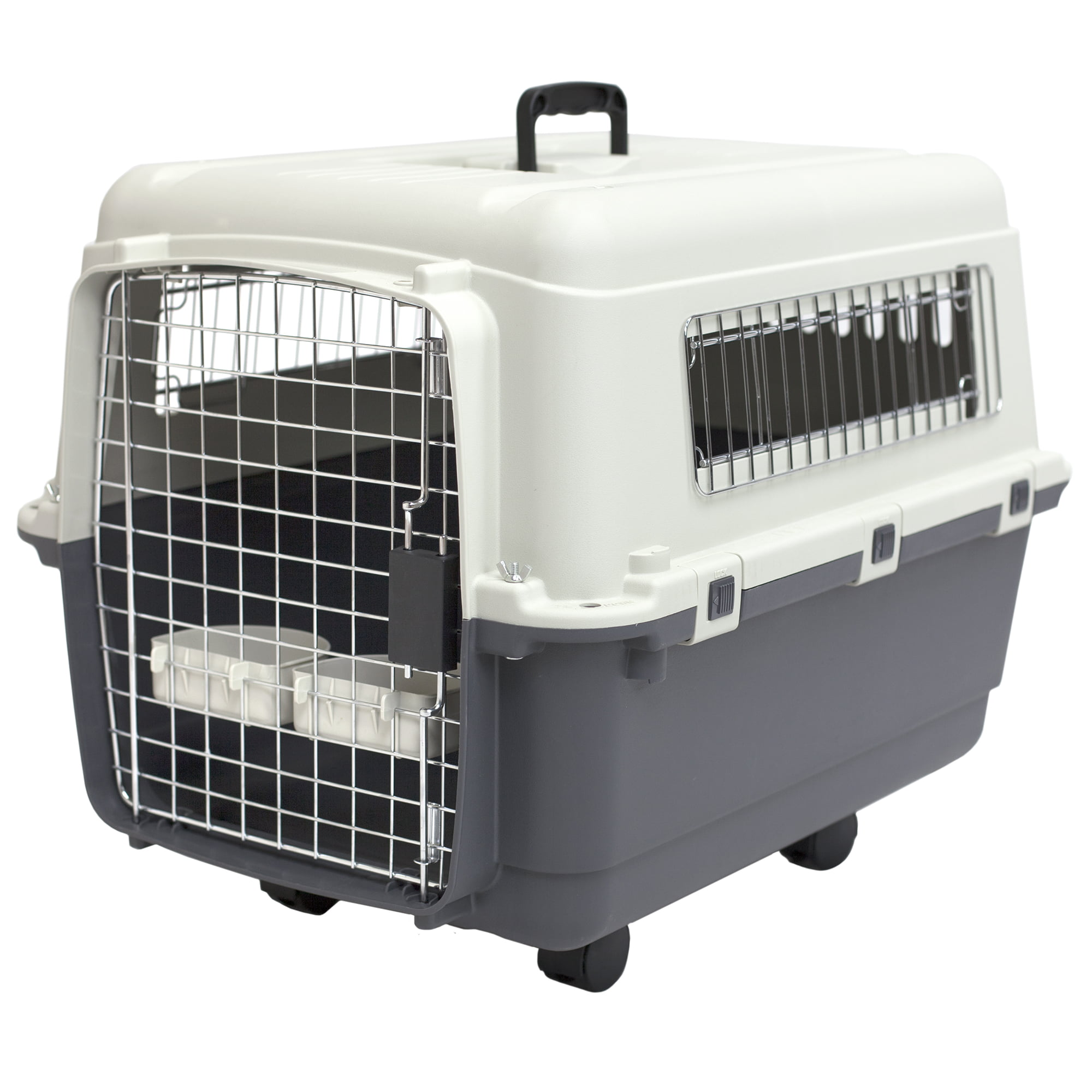 Kennels Direct Premium Plastic Dog Kennel And Travel Crate