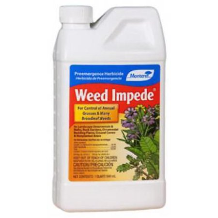1 Quart Weed Impede Pre-Emergence Herbicide For Use On Over 175