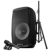Best Dj Systems - Gemini AS-2115BT-PK 2,000-Watt Active 15-Inch Bluetooth Loudspeaker Review