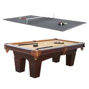 Barrington Square Leg Billiard Pool Table Table Tennis Top W - Pool table jacksonville fl