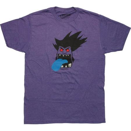League of Legends Mundo Face T-Shirt (League Of Legends New Halloween Skins)