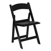 Lancaster Home Hercules Series 1000-pound Capacity Resin Folding Chair with Vinyl Padded Seat - 1000 lb capacity