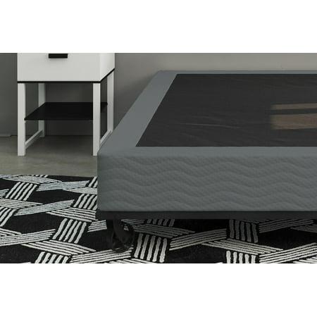 Belham Living 7 Inch Folding Metal Box Spring Easy Assembly Mattress