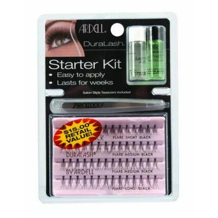 Ardell Individuals Duralash Combo Pack Starter Kit Ardell Individual Eyelashes Flare