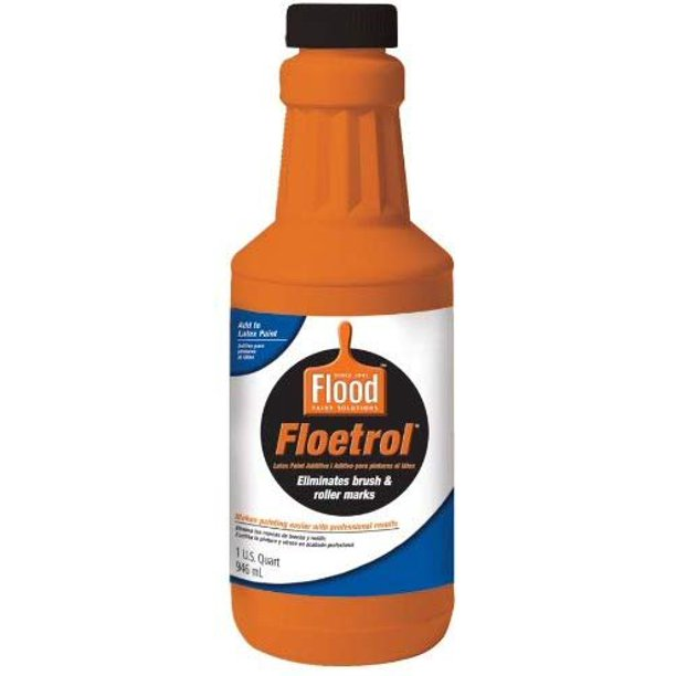 Flood 610 Qt 1 Quart Floetrol Paint Conditioner Walmart Com