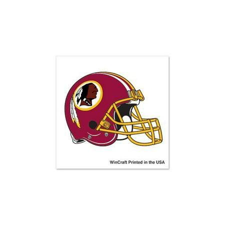 d2cb8f6ba Washington Redskins Tattoos - NFL Sports Fan Gear - 8 per Pack - Walmart.com