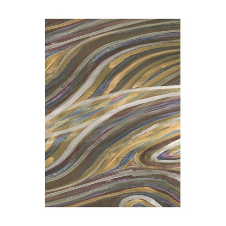 Mineral Art - Mineral Overlay II Print Wall Art By Alicia Ludwig