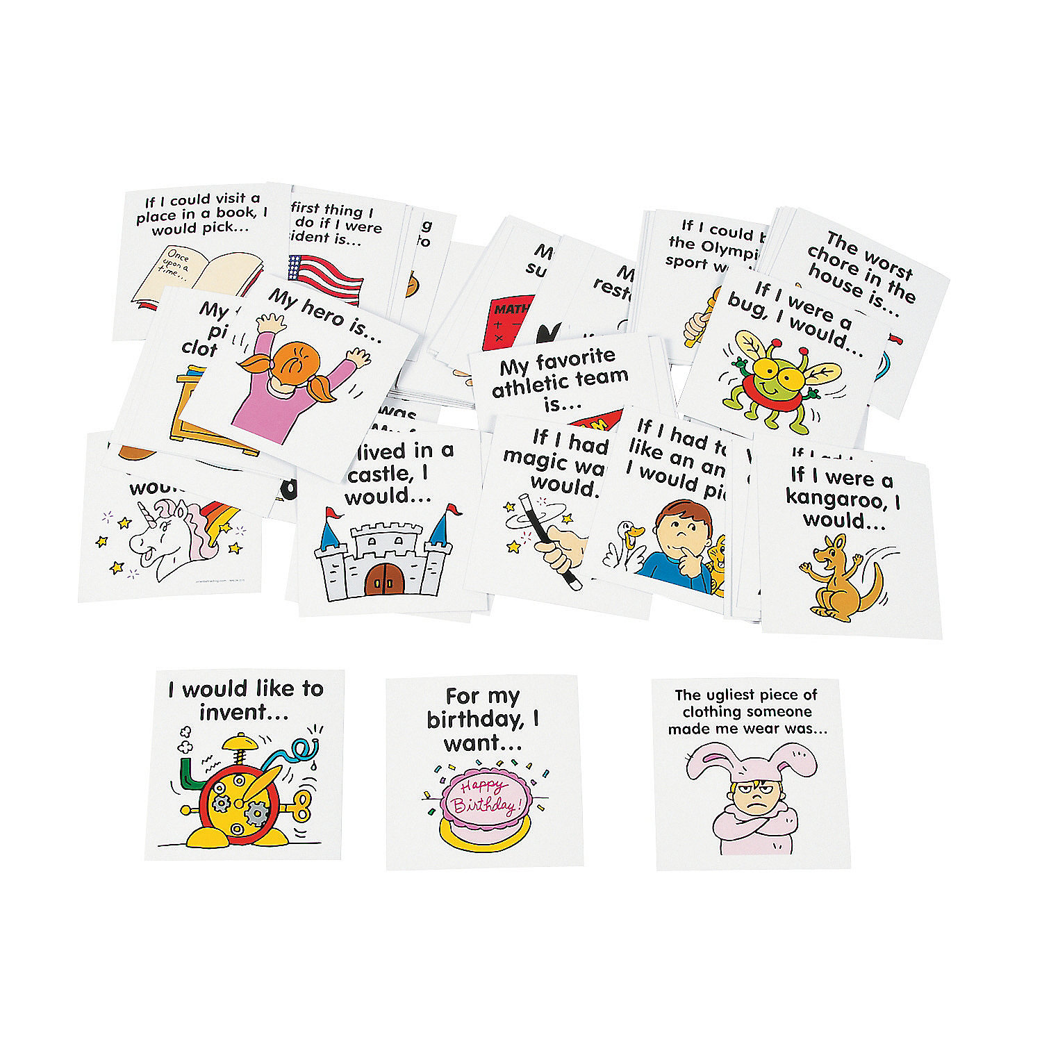 IN-13702044 Get to Know Your Class Pocket Dice Card Set