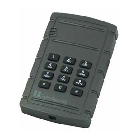 Everfocus Video (Everfocus ERK-871-NRB Keypad Prox Reader )