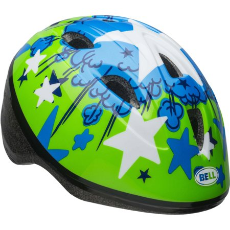 Bell Sports Grasshopper Starburst Boys Toddler Bike Helmet