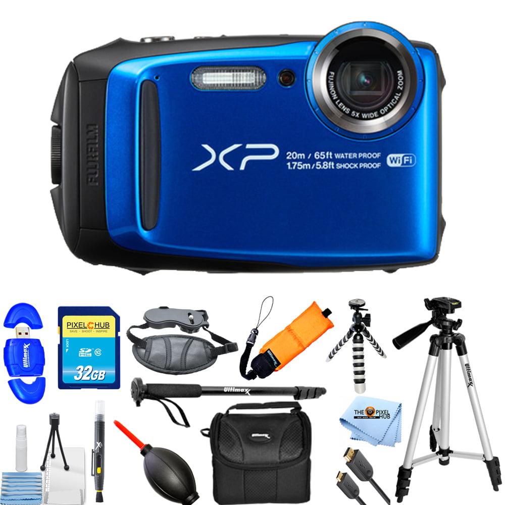 UNASSIGNED Fujifilm FinePix XP120 Digital Camera (Blue) A...