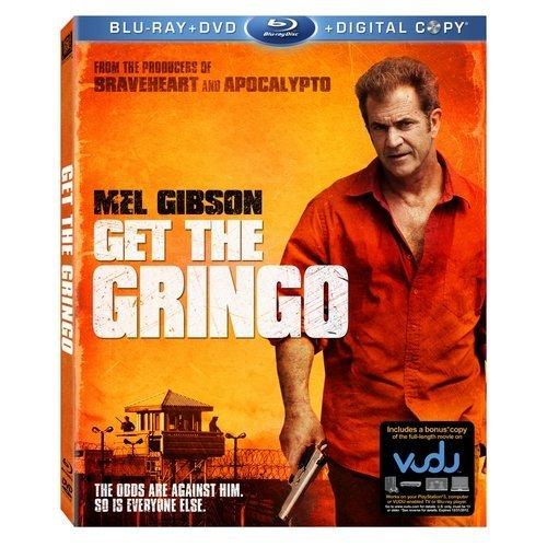 Get The Gringo (Blu-ray + VUDU) (With INSTAWATCH) (Widescreen)