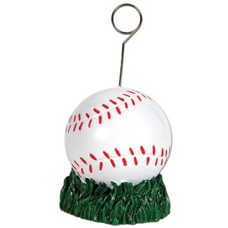 The Party Aisle Baseball Photo Holder Picture Frame Set Of 6
