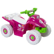 Hello Kitty Quad Girls' 6-Volt Battery-Powered Ride-On, Pink