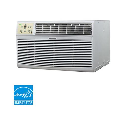 Midea America Corp/Import MWEUW2-08CRN1-BCJ6 Through-The-Wall Window Air Conditioner, 8,000 BTU