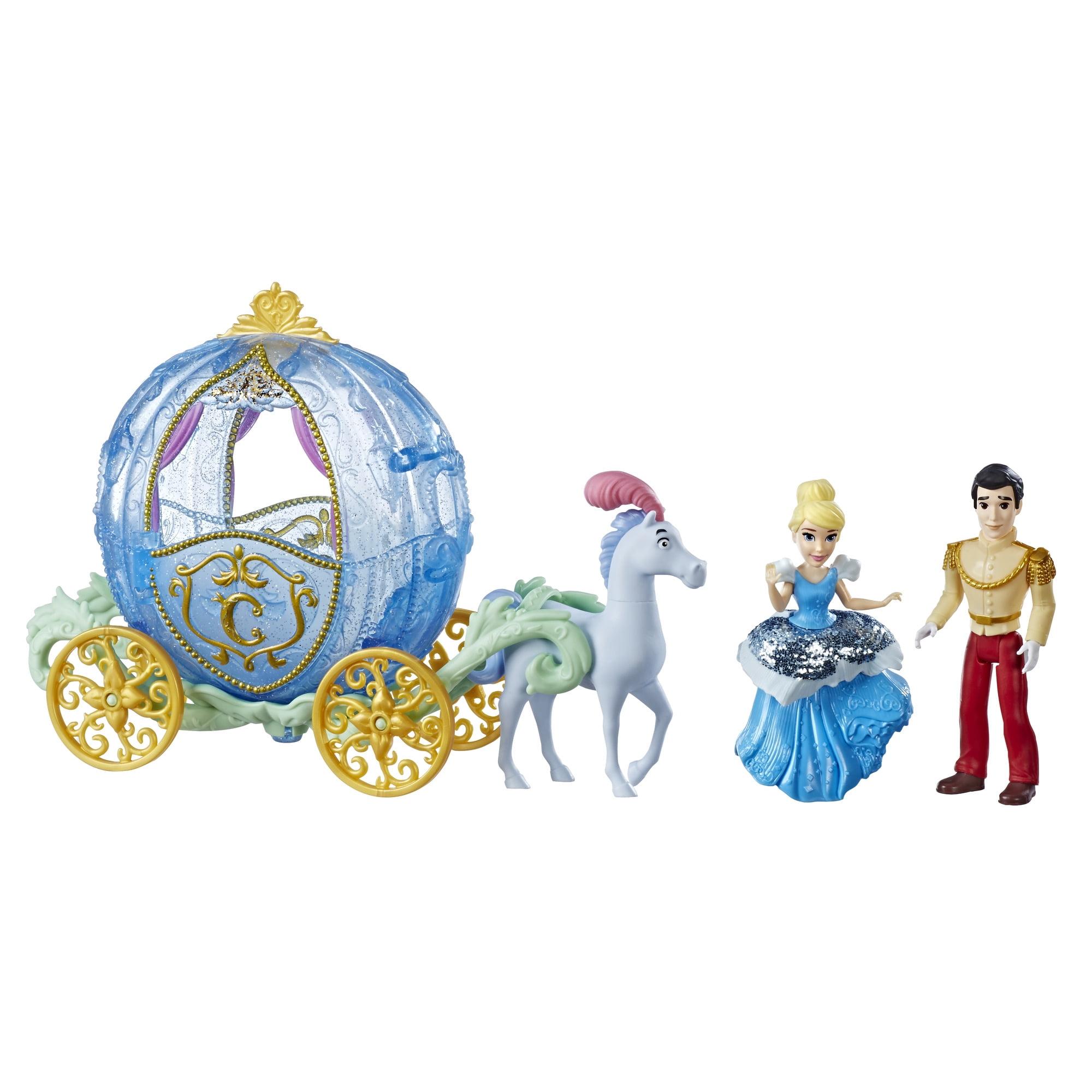 Disney Princess Royal Carriage Ride, Cinderella and Prince Charming