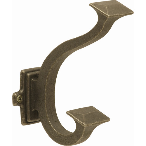 Hickory Hardware Bungalow Wall Mounted Hook