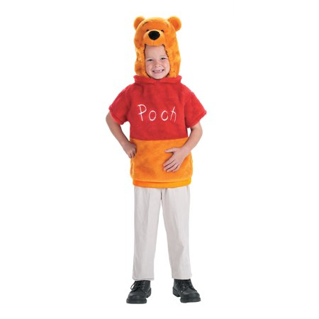 35e1f836709c Vest Winnie The Pooh 3T To 4T - Walmart.com