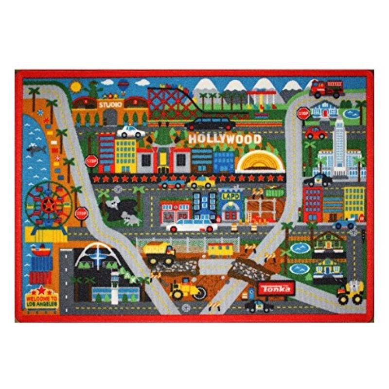 Gertmenian: Tonka Toys Trucks Play Rug Hollywood Scenary ...