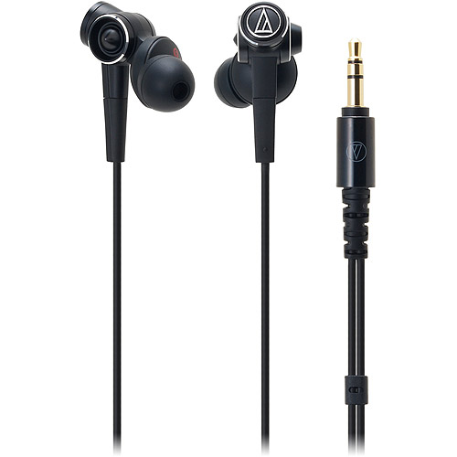 Audio Technica Solid Bass In-Ear Headphone with Smartphone Cable, ATH-CKS1000